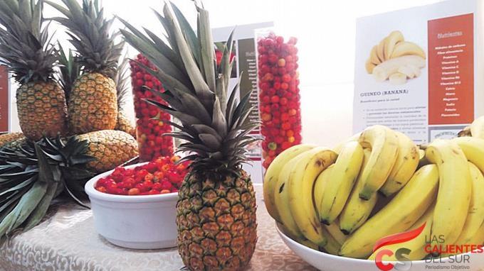 Frutas Afirman se pierden miles de toneladas cada año