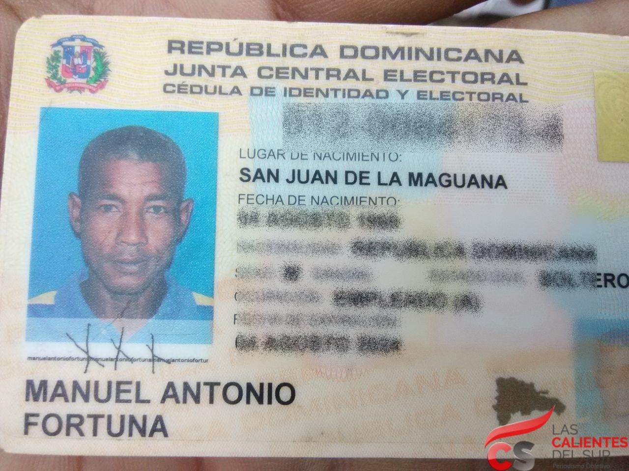 Manuel Antonio FortunA