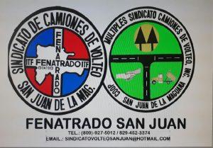 Banner 280 Sindicato de Camioneros