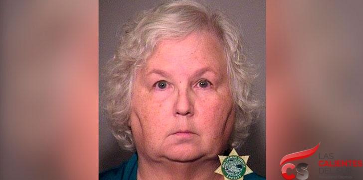 Arrestan a la autora de 'Cómo asesinar a tu esposo' por el homicidio de su propio marido