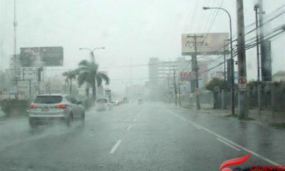 Onamet vigila zona de aguaceros con alto potencial para convertirse en ciclón tropical