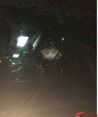 Atacan a pedradas autobús en que viajaba Chiquito Team Band