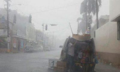 A partir de este momento emiten alerta meteorológica por acercamiento de una onda tropical