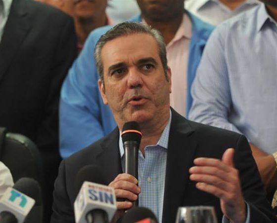 Abinader dice construcción carretera Cibao Sur está en agenda si gana las elecciones