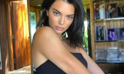 Acosador de Kendall Jenner sigue tocando a su puerta pese a orden de alejamiento