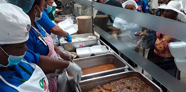 Día Mundial de la Alimentación: Comedores Económicos servirá hoy ...