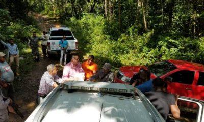 Disputa por terrenos deja seis personas heridas de bala