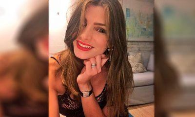 Modelo Eva Arias dice siente pena y vergüenza por la TV dominicana