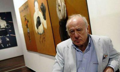Muere a los 81 años Eduardo Arroyo