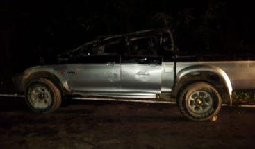 Un hombre muerto y cinco heridos tras accidente de transito