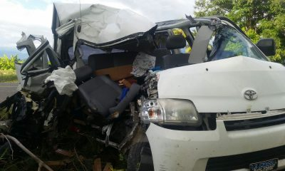 Accidente San Juan