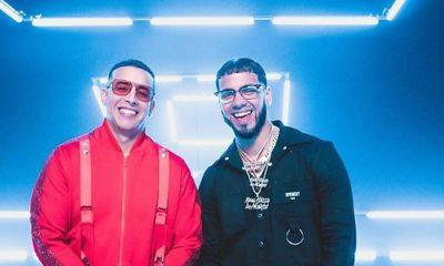 Daddy Yankee y Anuel AA presentan el vídeo de 'Adictiva'