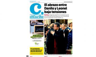 Danilo Medina y Leonel Fernández Se hablan o no se hablan