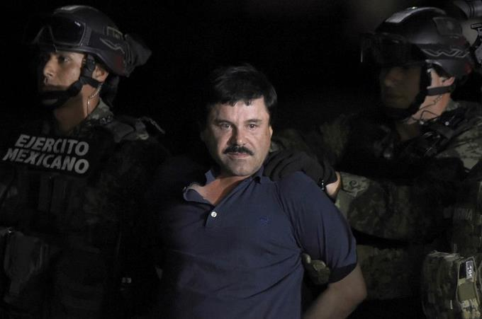 El Chapode narco más buscado a trofeo de EEUU tras las rejas