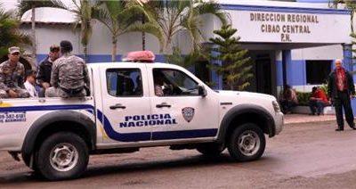 Apresan a un grupo de hombres acusados de robar dos camiones