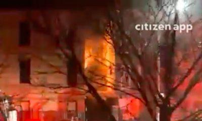 Dos niñas fallecen en incendio