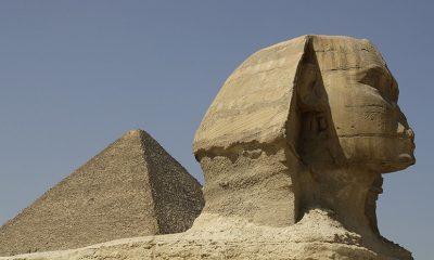 Egipto investiga las imágenes de dos turistas haciendo el amor en la cima de la pirámide de Keops