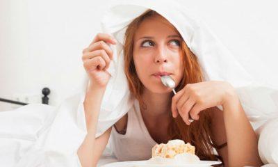 Es malo acostarse a dormir después de comer