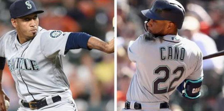 Los Marineros acuerdan enviar a Robinson Canó y Edwin Díaz a los Mets