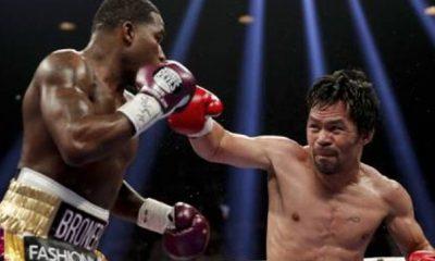 Manny Pacquiao domina y retiene título de peso