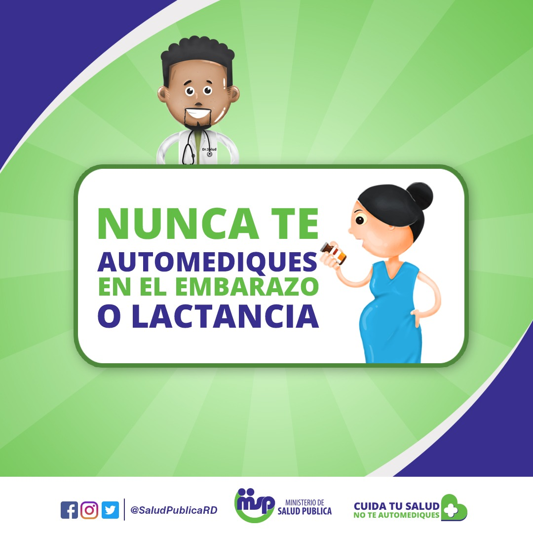 Banner Salud Publica Automedicación