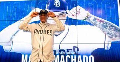 Manny Machado dice estar listo para volver a la esquina caliente