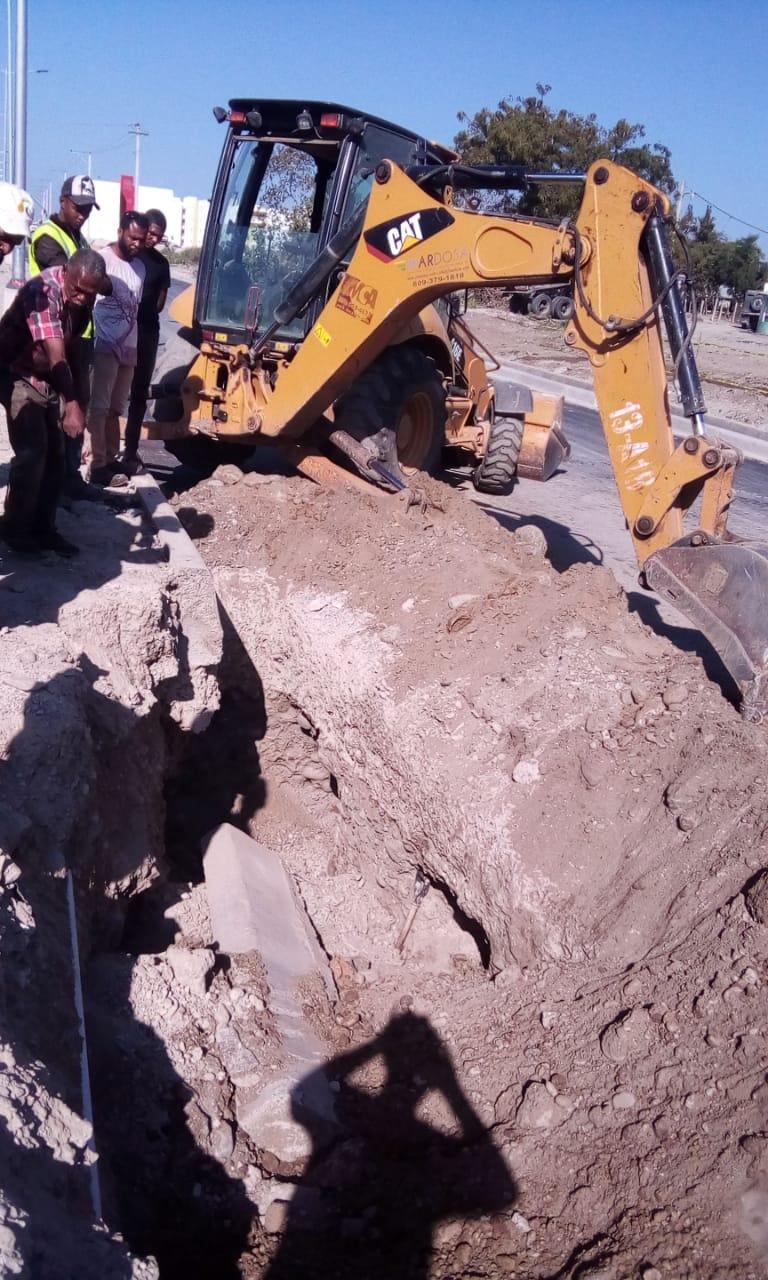 Muere hombre al producirse un derrumbe en San Juan de La Maguana