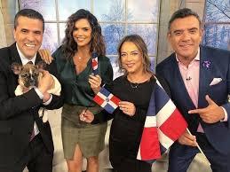 Qué viva República Dominicana! gritan con orgullo las figuras del espectáculo