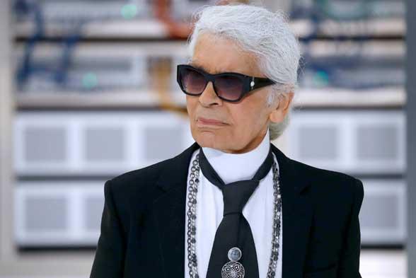 Revelan la causa de la muerte del diseñador Karl Lagerfeld