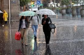 Siguen las temperaturas frescas y lluvias dispersas