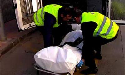 El hombre acuchillado presuntamente por su mujer en Murcia registró en vídeo su propia muerte
