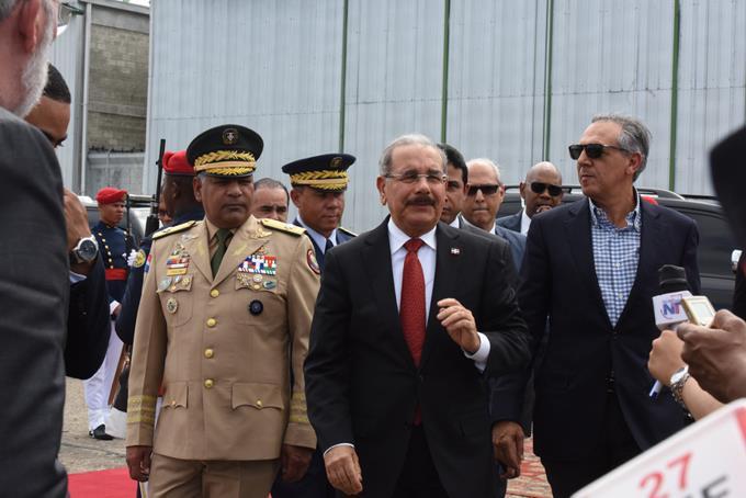 Las cuatro cosas que Danilo Medina le pidió a Donald Trump en la reunión con líderes del Caribe
