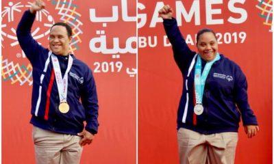 RD logra la primera medalla de oro en Olimpíadas Especiales