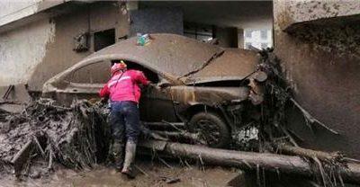 Veinticinco viviendas afectadas tras aluvión