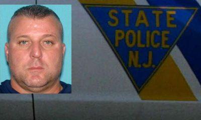 Arrestan a policía de Nueva Jersey por pornografía infantil