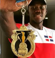 Luisito Pie gana medalla de oro en torneo México Open 2019