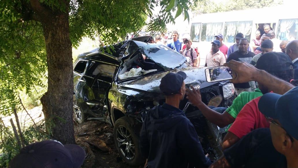Accidente Juan de Herrera