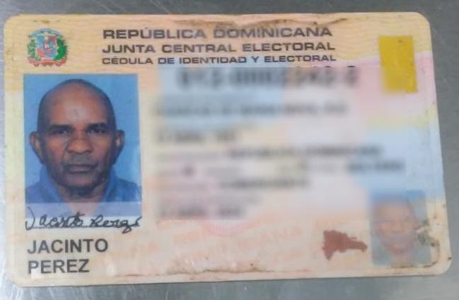 Jacinto Padre Accidente