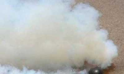 lacrimogena
