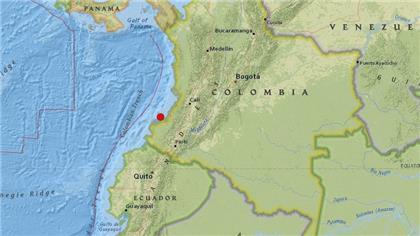 Se registra un sismo de magnitud 5,3