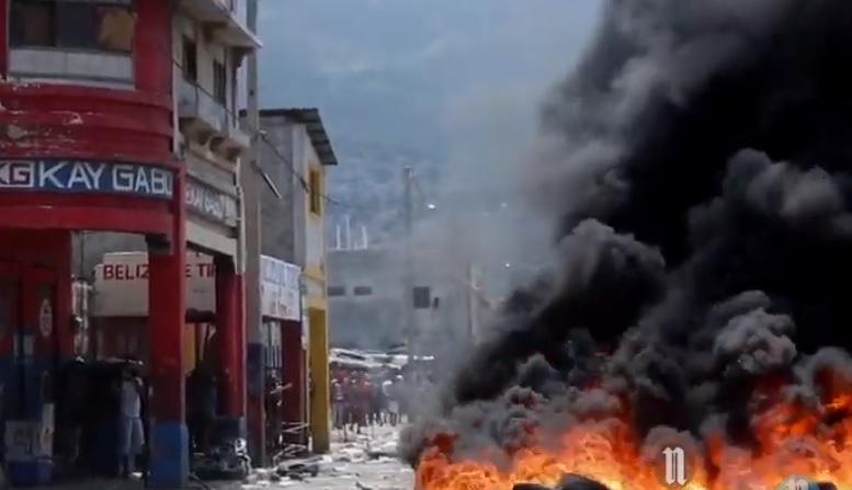 Haití-disturbios-