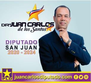Juan Carlos de los Santos 2020