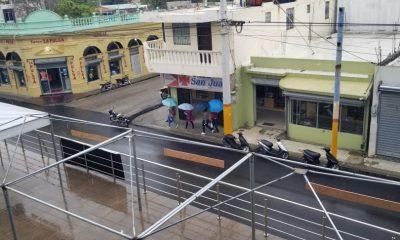 Lluvia en San Juan