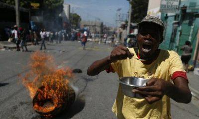 un-muerto-durante-una-nueva-protesta-en-haiti-convocada-por-artistas