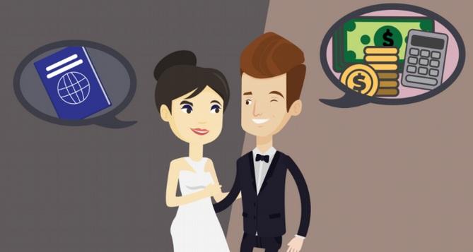 Fraude matrimonio