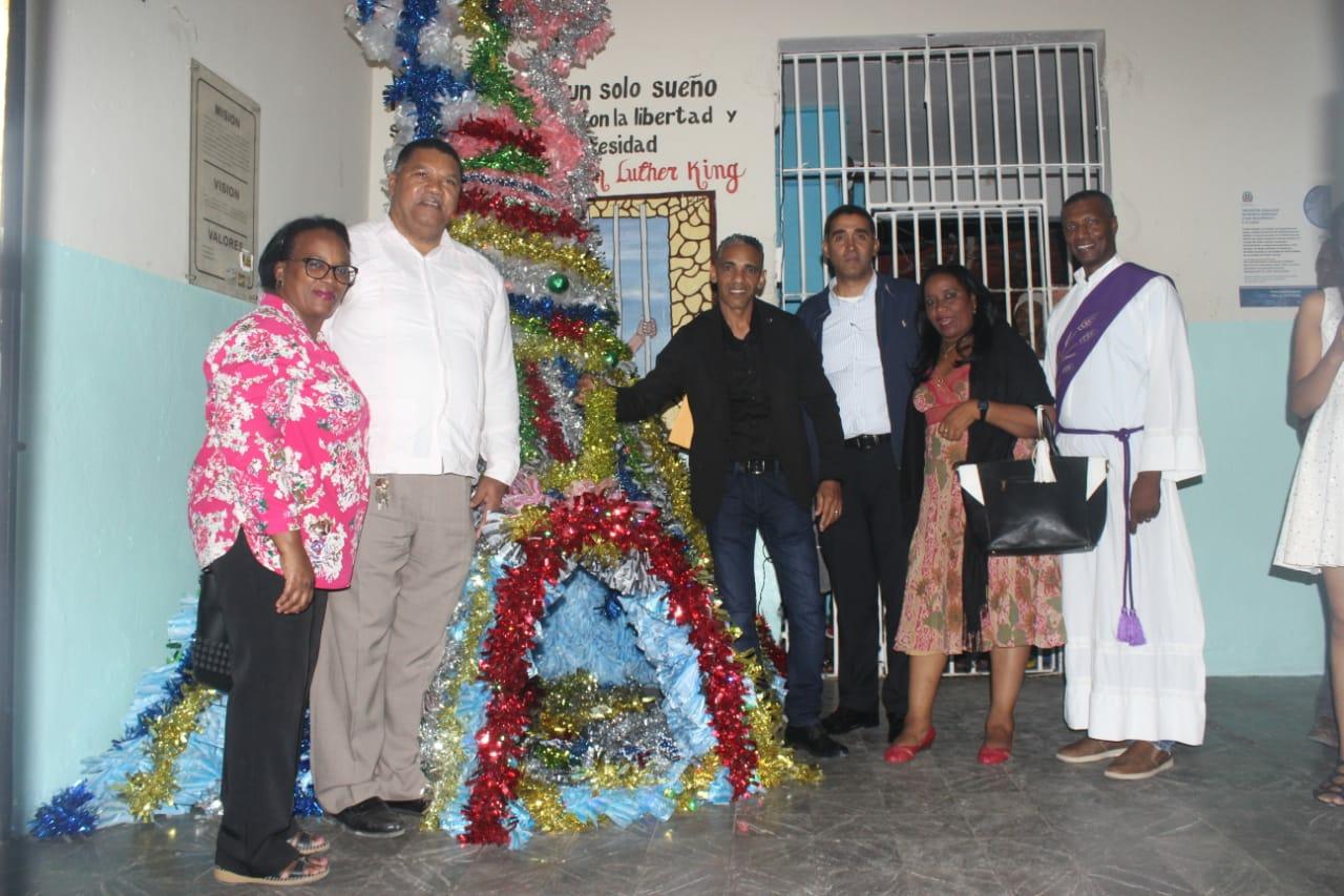 Arbolito Carcel San Juan