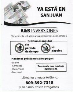 Inversiones A&V