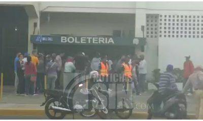 BOLETERIA