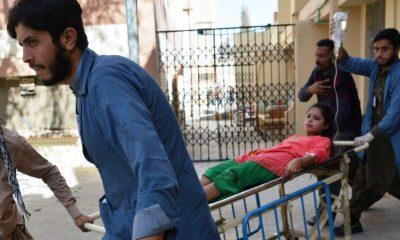 Al menos ocho muertos y 15 heridos en atentado suicida en Pakistán