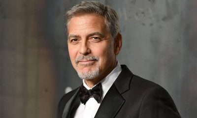 Clooney llega a isla canaria de La Palma para grabar nueva película